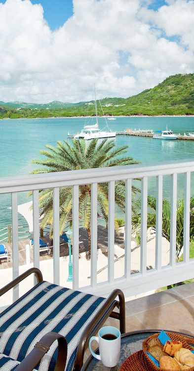Family-friendly all-inclusive in laid-back Antigua, with four restaurants and two beaches.