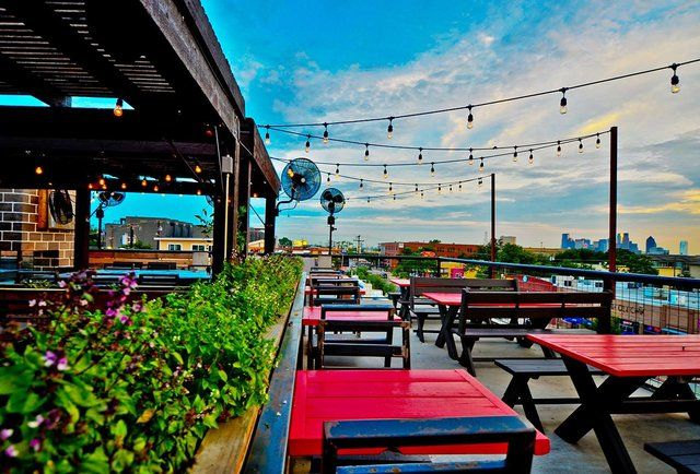 The 8 Best Rooftop Bars in Dallas