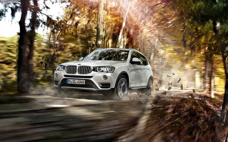 BMW X3 diesel coming to the U.S. market - http://www.bmwblog.com/2014/04/04/bmw-x3-diesel-coming-u-s-market/