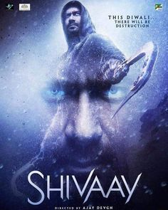 Here's the brand new poster of #Shivaay... Trailer out on 7 Aug #AjayDevgn #ShivaayTrailer #ShivaayPoster #Sayyeshaa #ErikaKaar #AjayDevgnFilms #firstlook #poster #movieposter #firstlook #movie #film #celebrity #bollywood #bollywoodactress #bollywoodactor #bollywoodmovie #actor #actress #picoftheday #instapic #instadaily #instagood #filmywave