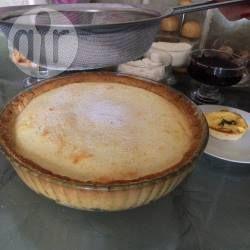 Фото рецепта: Творожно-кокосовый чизкейк