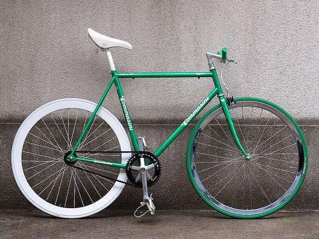 #bikes #bicis #bicicletas #btt #ofertasbicicletas, [Bike Check] Tommasini Fixie