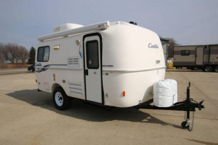 2012 Casita Liberty Deluxe 17 for sale - Coloma, MI   RVT ...