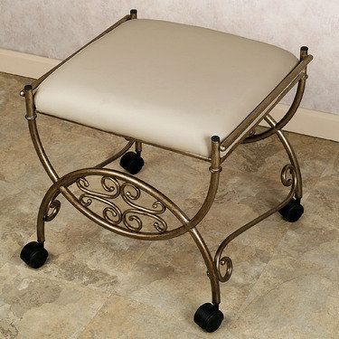 19 best bathroom vanity stool images on pinterest | vanity chairs
