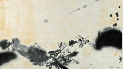 Ventes aux enchères Paris ZAO WOU KI (Pékin 1921) Composition ...