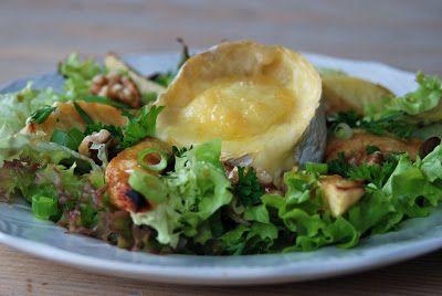 In de keuken: Salade Val-Dieu