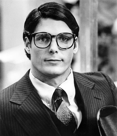 CHRISTOPHER REEVE Original Superman.... He's so adorable