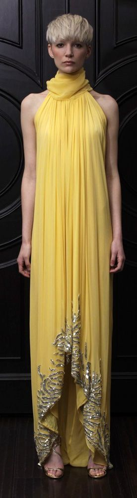 Naeem Khan dress.