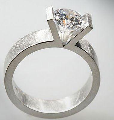 anillos de diseño con diamantes   taller de joyería artesanal