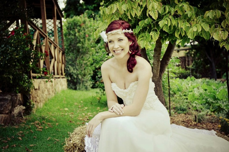 Chantel was a Feesk bride! Thanks to Chantel for sharing the lovely pictures all the way from South Africa.