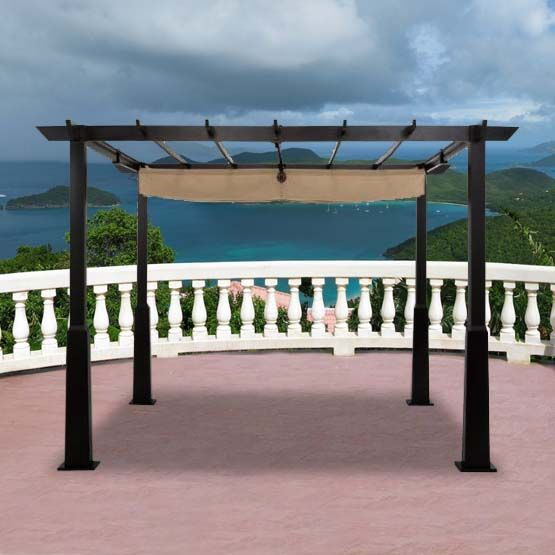 Smith And Hawken Windsor Pergola Canopy Replacement