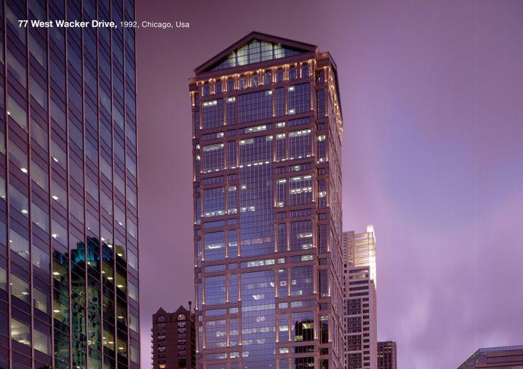 77 West Wacker Drive, Chicago, USA
