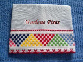 Blog sobre crochê, tricô, decoração e artesanatos em geral.