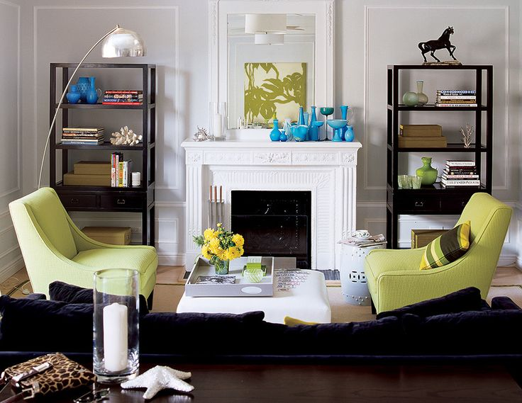 unbelievable living room makeovers on domino.com