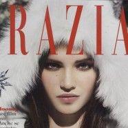 DIEGO M cover on Grazia!