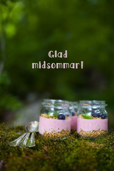 Mittsommer-Dessert | Midsommar efterrätt #midsommar #sverige