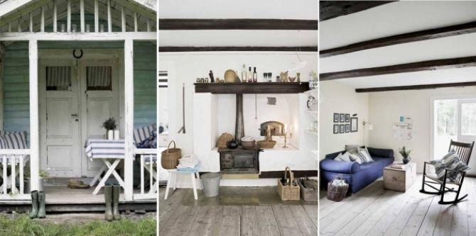 10 Best Images About Scandinavian Cottages On Pinterest