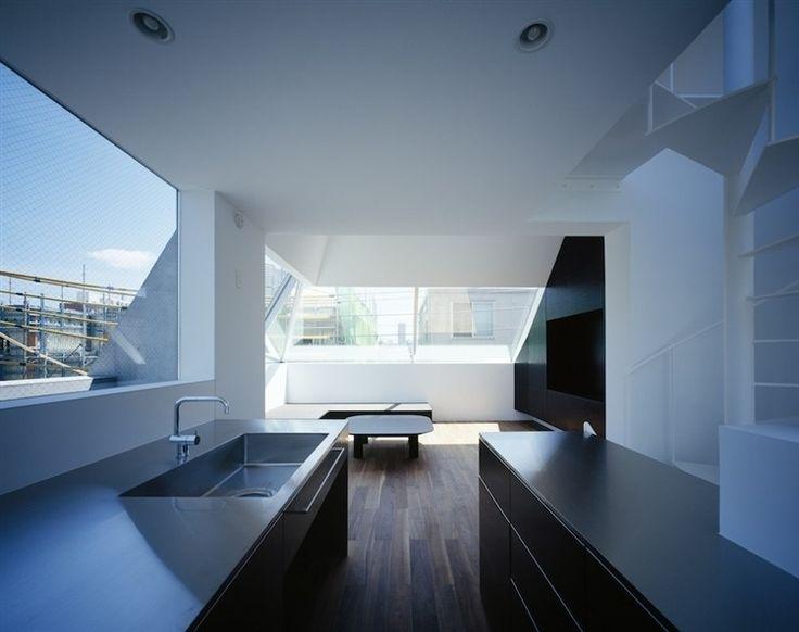 Grow House by APOLLO Architects & Associates