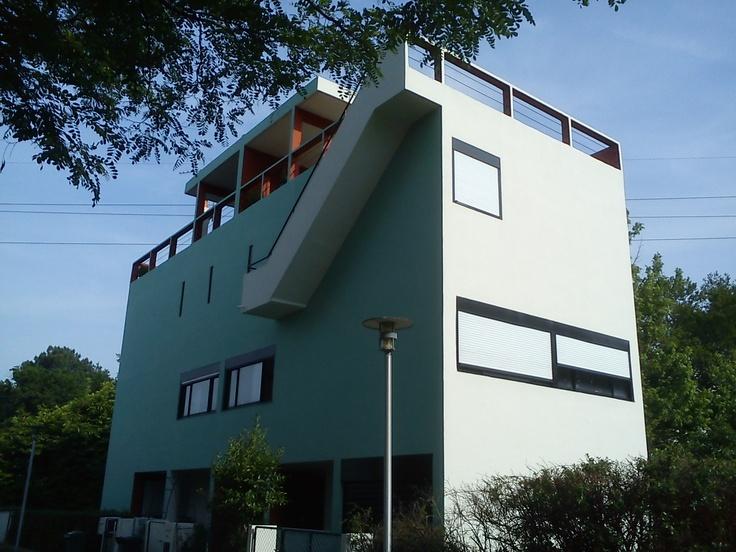 48 best le corbusier workers housing pessac france 1924 26 images on pinterest le. Black Bedroom Furniture Sets. Home Design Ideas