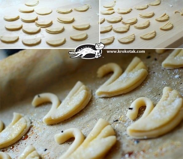 How to Swan Shaped Cookie Recipe Tutorial