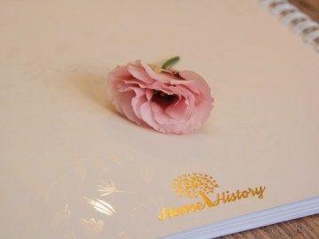 Необычный Свадебный Блокнот - фотоальбом, дневник свадьбы, свадебная книга. Новинка