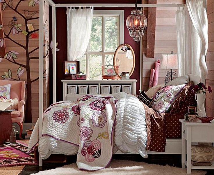 Vintage Bedroom Ideas For Teenage Girls 163 best teen bedroom images on pinterest | dream bedroom, home
