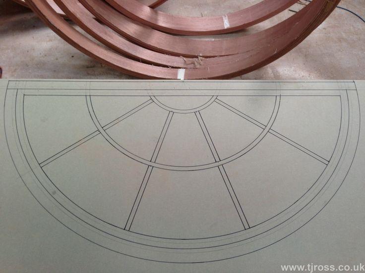 Curved headed sash window template, curved headed window, bespoke windows http://www.tjross.co.uk/bespoke-windows.php