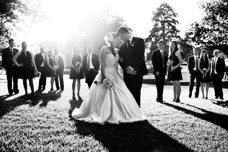 Earle Harrison House Wedding | Waco, TX