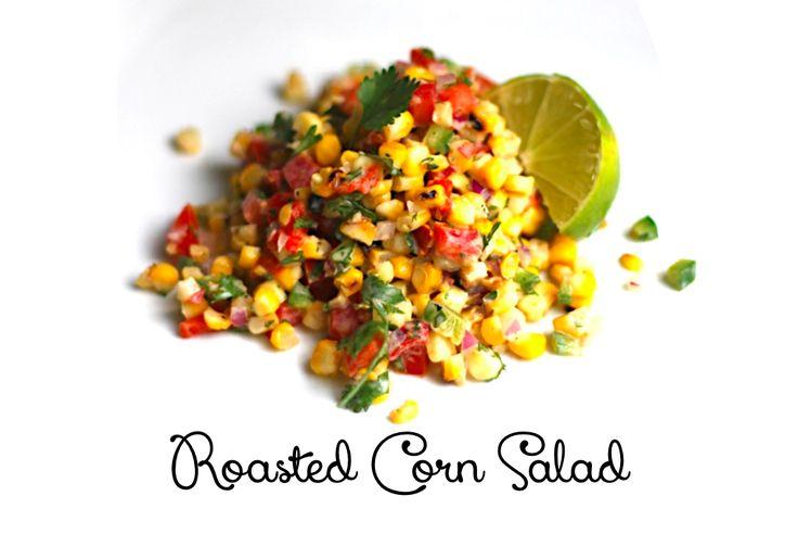 Jenessa's Dinners: Roasted Corn Salad