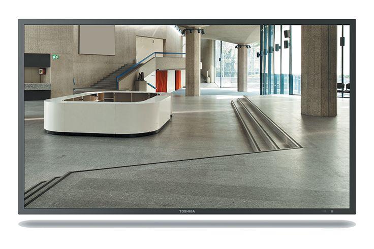 Gamme Pro Signage TD-Z : Moniteurs LED slim Full HD pour affichage intensif, performant et durable. Moniteur Full HD, LED Edge Slim, Fonctionnement 24h / 24 7j / 7, Haute Luminosité 700cd/m² - 42 & 47'', Slot OPS pour PC embarqué, Pilotable (RS-232c - Rj45 - détection sources), Programmable (Calendrier). Réf. TD-Z421 - (700cd/m²), Réf. TD-Z471 - (700cd/m²), Réf. TD-Z551 - (450cd/m²), Réf. TD-Z701 - (500cd/m²). http://www.exertisbanquemagnetique.fr/info-marque/toshiba #Toshiba #Television…