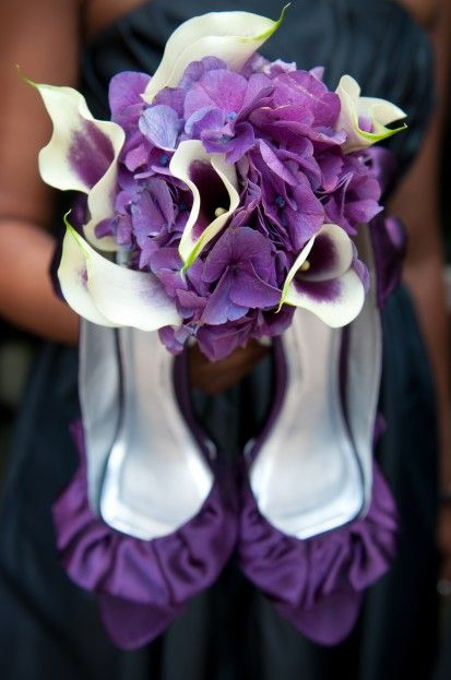 Purple Wedding Ideas and Inspirations