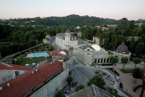 Balneario de Mondariz (Pontevedra) #Galicia