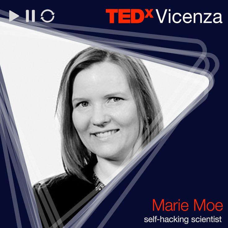 MARIE MOE / Self-hacking scientist > Può un hacker spezzarmi il cuore?  #TEDxVicenza #TEDx #hacking