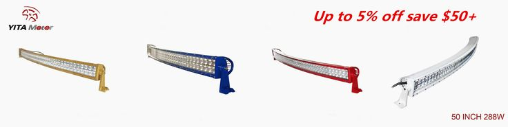 Lots of high quality and cheap price multibeam curved led light bar for trucks onlinesale