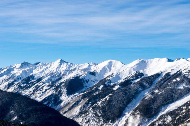 Aspen Mountain Snowshoeing Tour