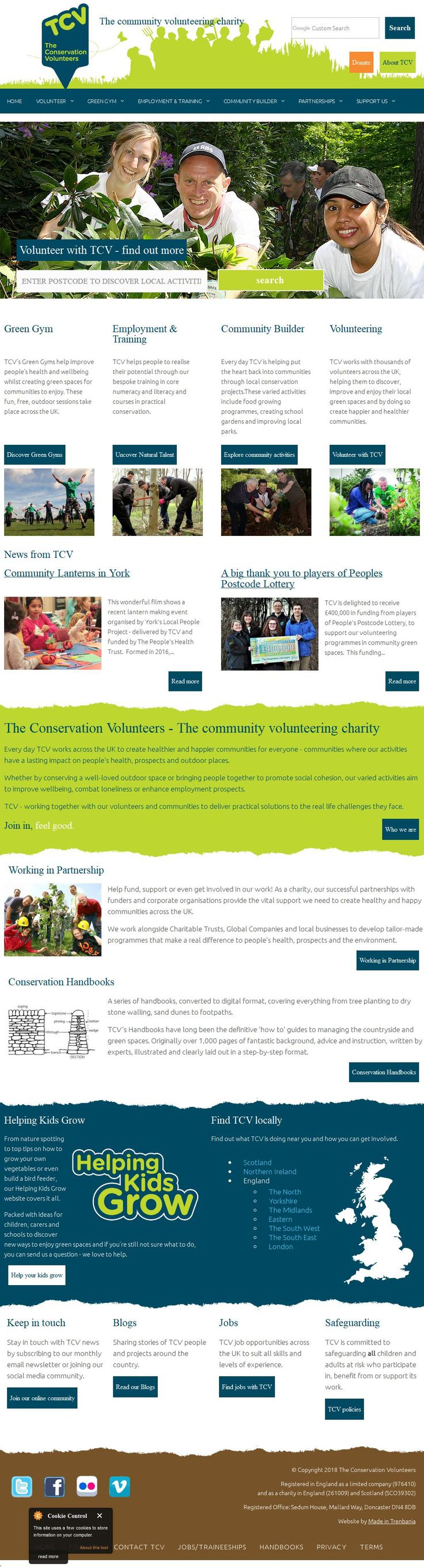 BTCV Enterprises Conservation Organisations Conservation Centre 163 Balby Road  Doncaster South Yorkshire DN4 0RH | To get more infomration about BTCV Enterprises, Location Map, Phone numbers, Email, Website please visit http://www.HaiUK.co.uk