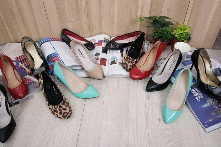 Szeroki wybór obuwia damskiego w super ofercie cenowej