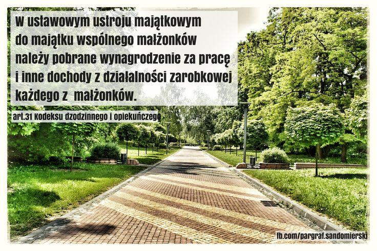 O tym, że pieniądze zarobione przez jednego małżonka należą także do drugiego małżonka na zasadzie wspólności majątkowej - adwokat z Tarnobrzega Grzegorz Sarzyński tel.662742432 www.adwokat-sarzynski.pl