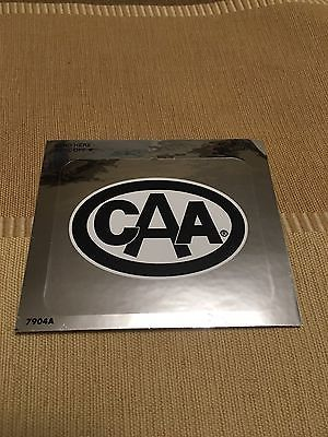 CAA Sticker For Car Or Truck