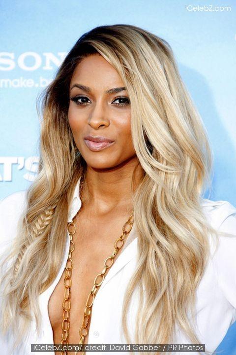 25 gorgeous ciara blonde hair ideas on pinterest balayage hair ciara blonde hair with loose waves urmus Choice Image