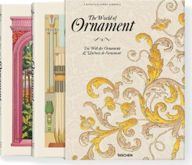 The World of Ornament: 2 Volumes (Art): Amazon.de: Auguste Racinet, M. Dupont-Auberville: Bücher