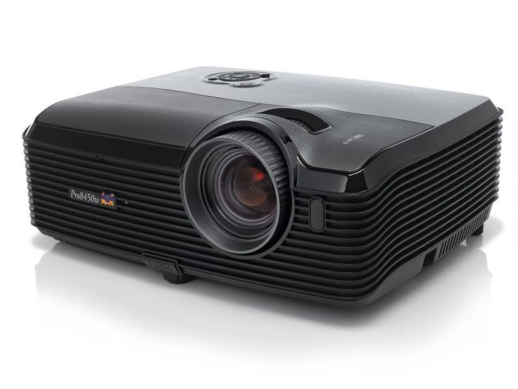 ViewSonic PRO8450W 3D Projector review | Can the ViewSonic PRO8450W projector transcend some of 3D's biggest pitfalls? Reviews | TechRadar