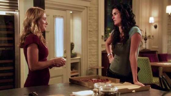 "maura jane are dating | Rizzoli & Isles"" Subtext Recap (3.13): Will you be my Viking warlord ..."