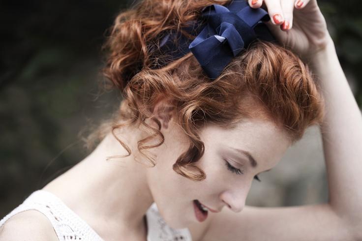 Lise flower, bandana