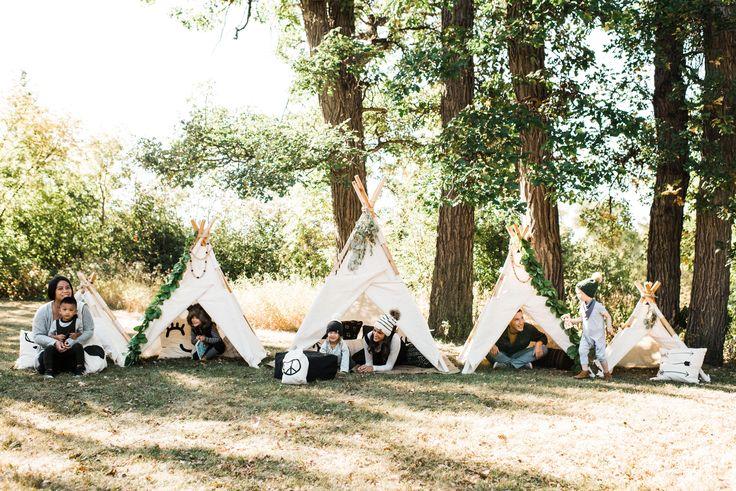 Scandinavian Lavvu tents, creative play, kids play tent, handmade, eco-friendly, minimalism