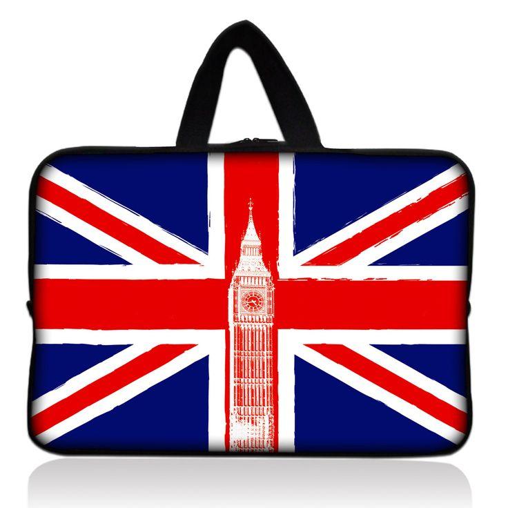 7  флаг великобритании планшет PC рукава чехол обложка сумка чехол обложка + ручка для 7.9  Apple Ipad mini, Google Nexus 7, mazon разжигает пожар 7