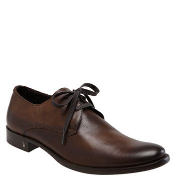 John Varvatos Star USA Leather Derby available at #Nordstrom