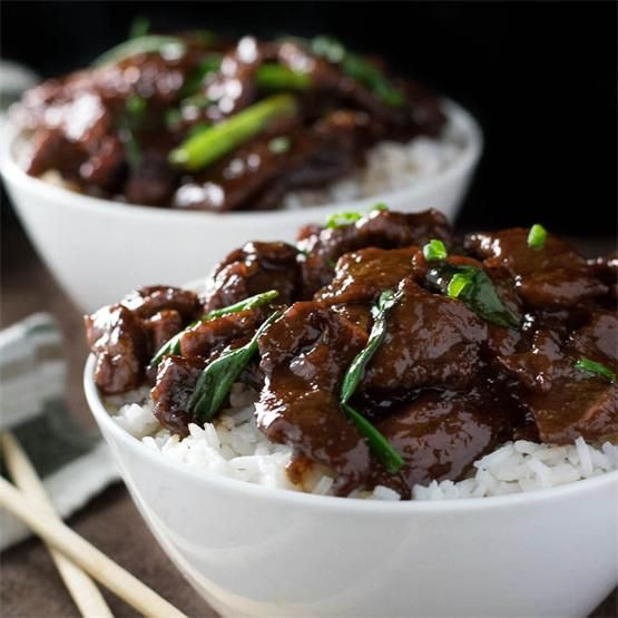 Mongolian #Beef Recipe by @foxvalleyfoodie - #KeepOnCooking
