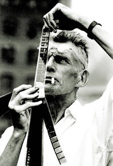 Film. 1964. S. Beckett: Film, Photos, Photography Speaking, Steve Schapiro, Bw Photography, Ban Facebook, Samuel Beckett, Ray Ban Sunglasses, Portraits
