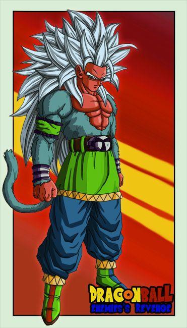 Goku ssj5 DragonBall ER by NeDan89 on DeviantArt